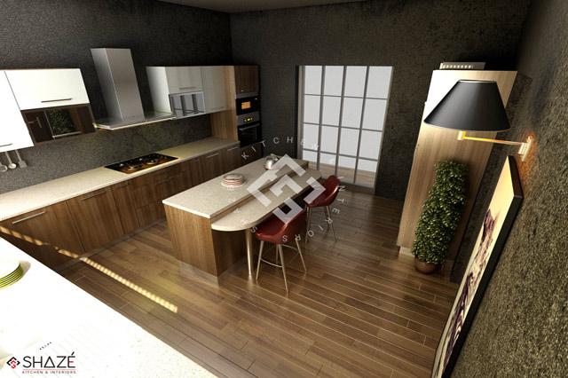 Kitchen Design in Islamabad, Pakistan | Modern & Small ...